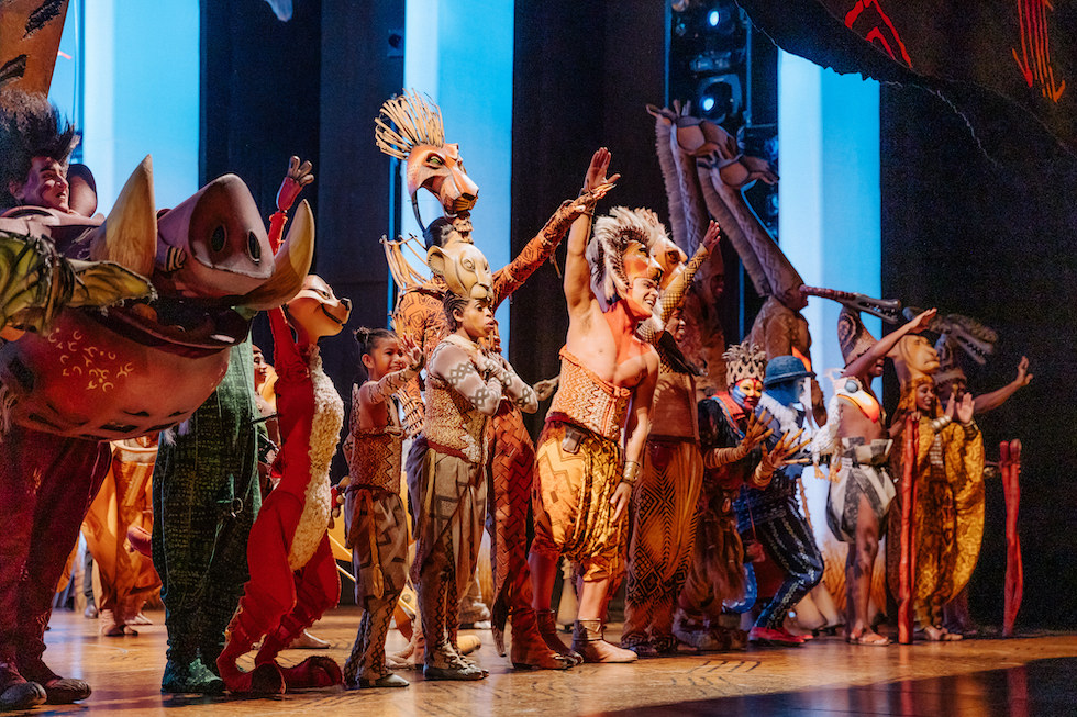 International smash-hit production The Lion King brings record-breaking theatre to Auckland's Spark Arena